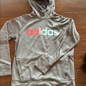 Adidas Climawarm Sweatshirt with thumb holes
